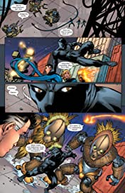 Black Panther Adventures