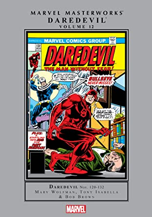 Daredevil Masterworks Vol. 12