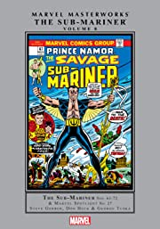 Sub-Mariner Masterworks Vol. 8