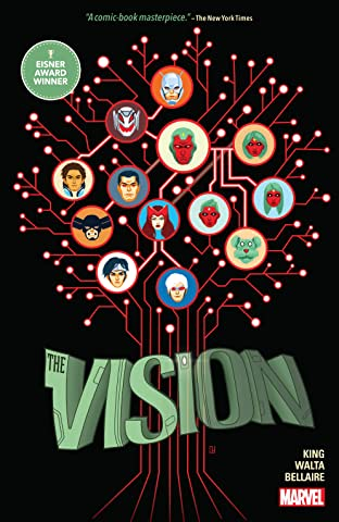 Vision: The Complete Series