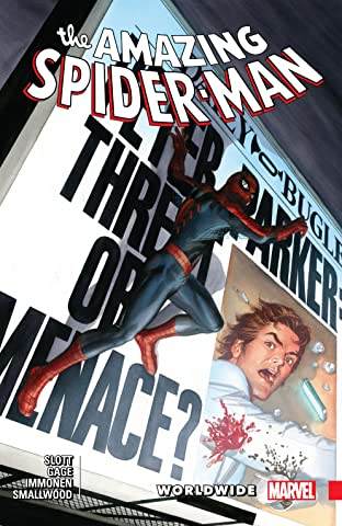 Amazing Spider-Man: Worldwide Tome 7