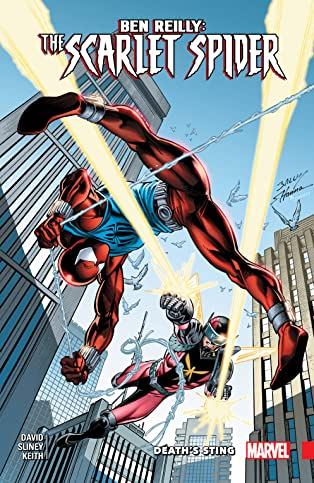 Ben Reilly: Scarlet Spider Vol. 2: Death's Sting