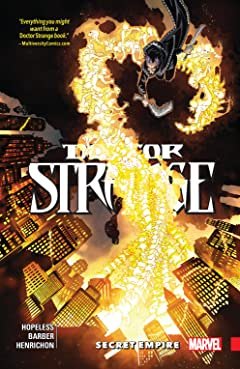 Doctor Strange Tome 5: Secret Empire