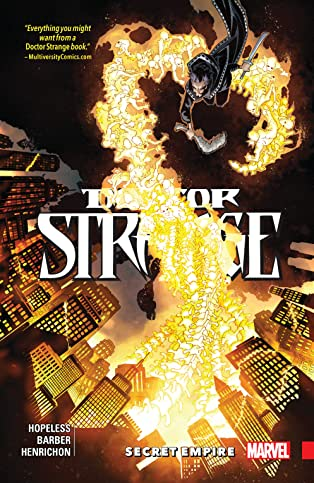 Doctor Strange Vol. 5: Secret Empire