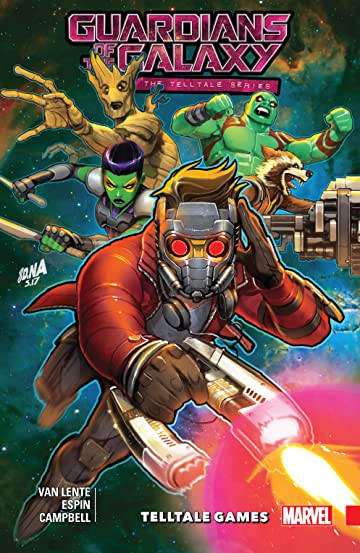 Guardians of the Galaxy: Telltale Games