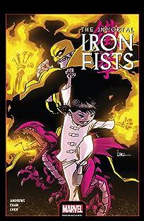 Immortal Iron Fists