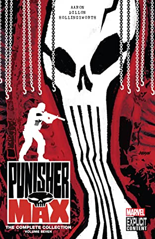 Punisher Max: The Complete Collection Tome 7