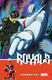 Royals Vol. 2: Judgment Day