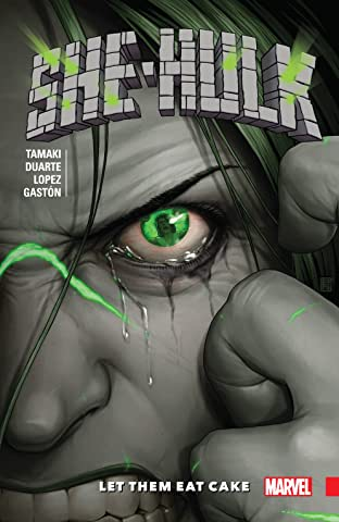 She-Hulk Tome 2: Let Them Eat Cake