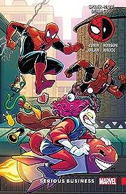 Spider-Man/Deadpool Vol. 4: Serious Business