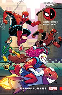 Spider-Man/Deadpool Vol. 4: Serious Business
