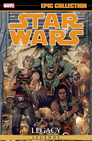 Star Wars Legends Epic Collection: Legacy Tome 2