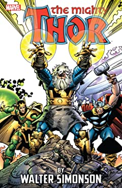Thor by Walter Simonson Tome 2