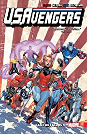 U.S.Avengers Vol. 2: Cannonball Run