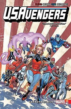 U.S.Avengers Vol. 2: Cannonball Run