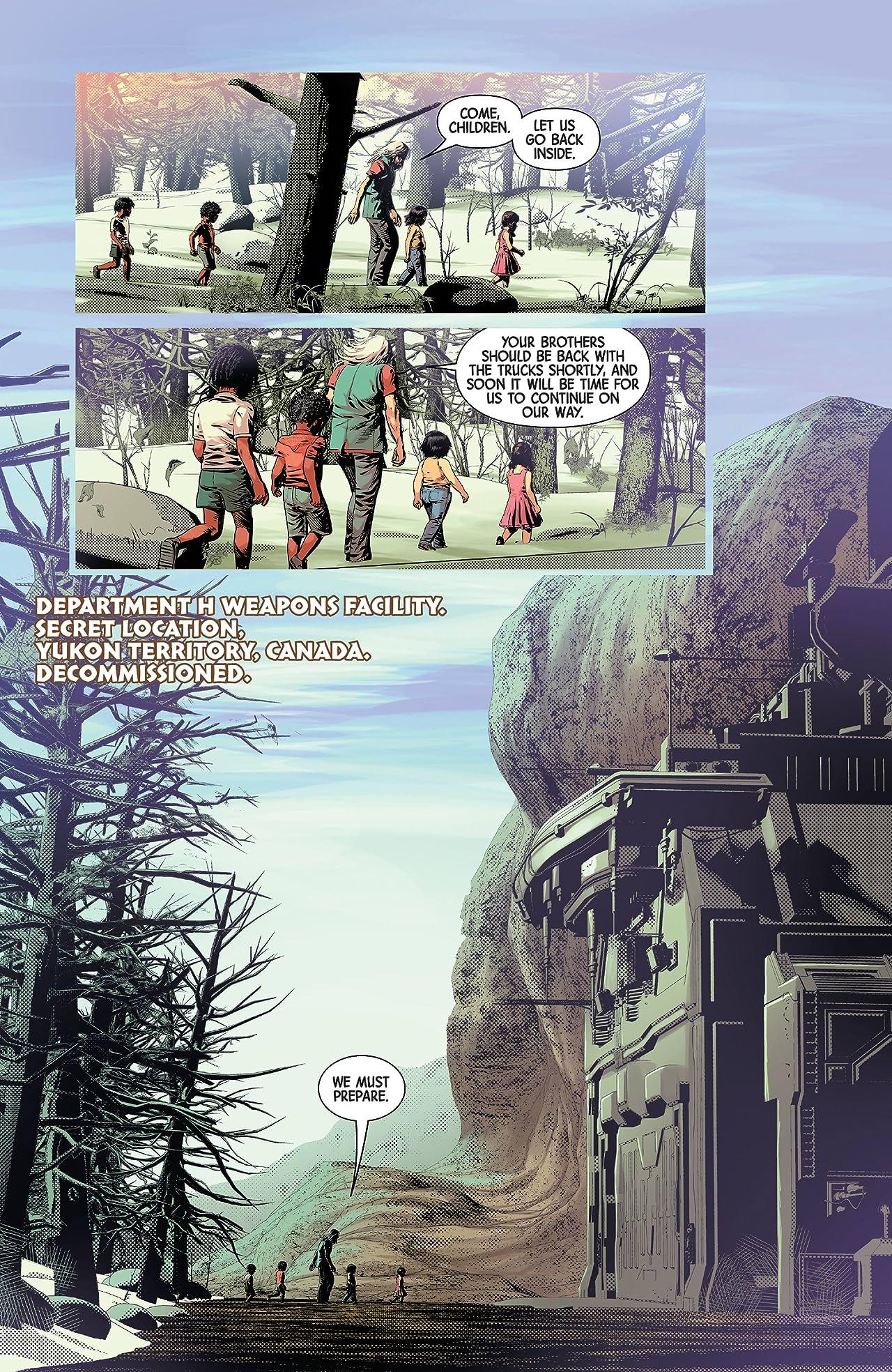 Wolverine: Old Man Logan Vol. 6: Days of Anger