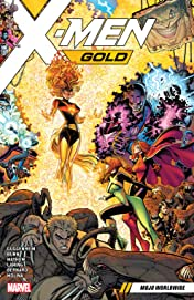 X-Men Gold Tome 3: Mojo Worldwide
