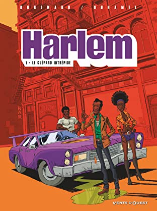 Harlem Vol. 1: Le guépard intrépide