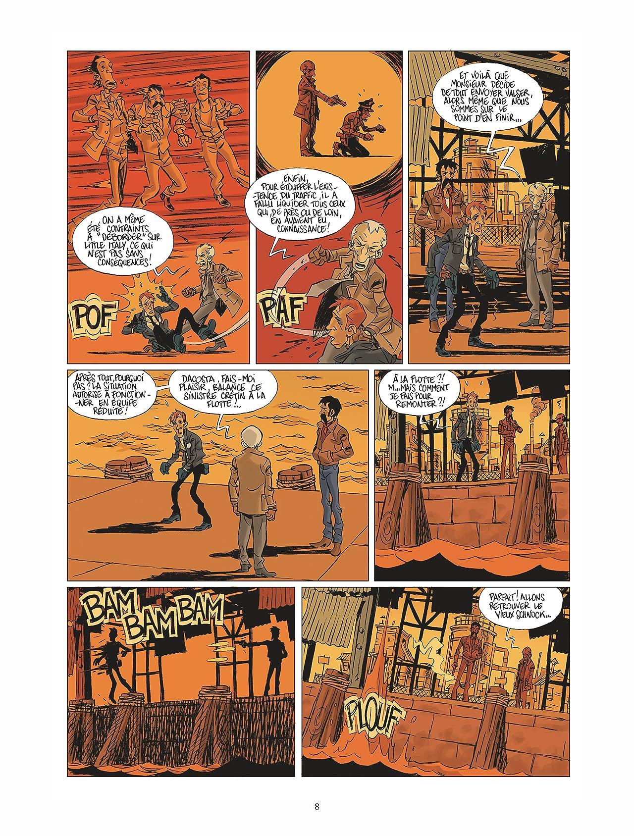 Harlem Vol. 2: Le monstre de San Pedro