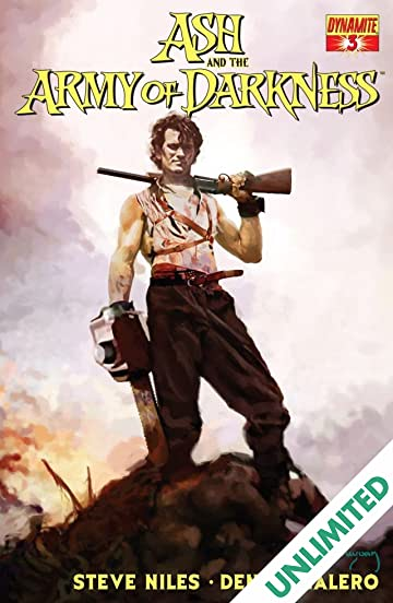 Ash and the Army of Darkness #3: Digital Exclusive Edition