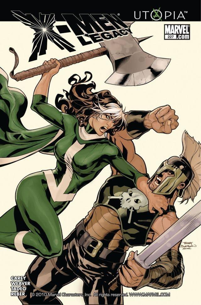 X-Men: Legacy (2008-2012) #227