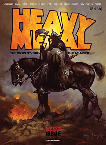 Heavy Metal #288