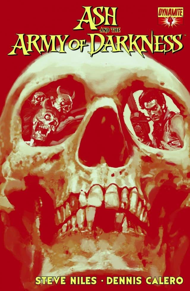 Ash and the Army of Darkness #4: Digital Exclusive Edition
