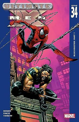 Ultimate X-Men #34
