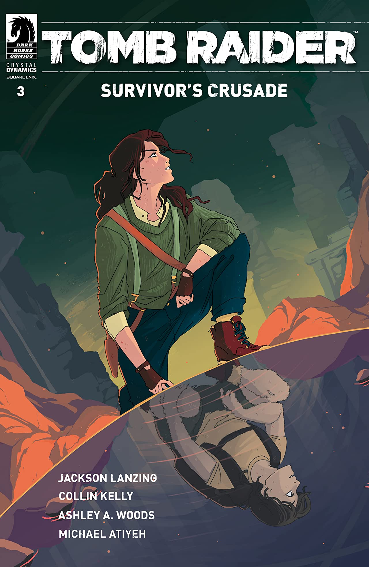 Tomb Raider: Survivor's Crusade #3 ...