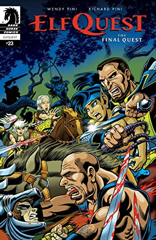 Elfquest: The Final Quest #23