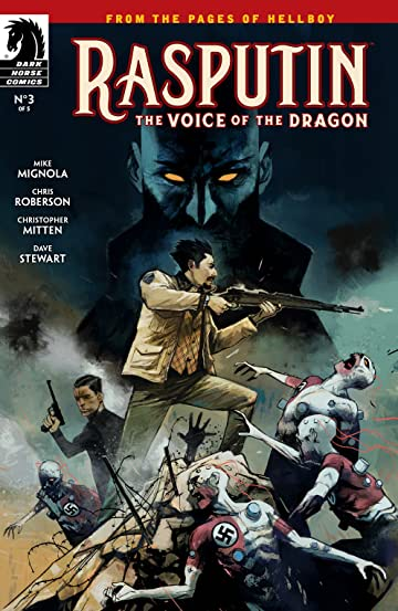 Rasputin: The Voice of the Dragon No.3