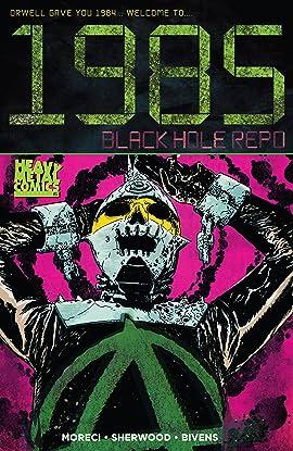 1985: Black Hole Repo #1