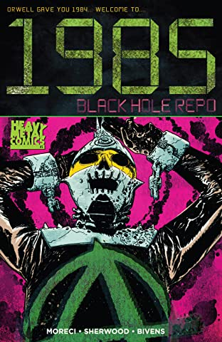 1985: Black Hole Repo No.1