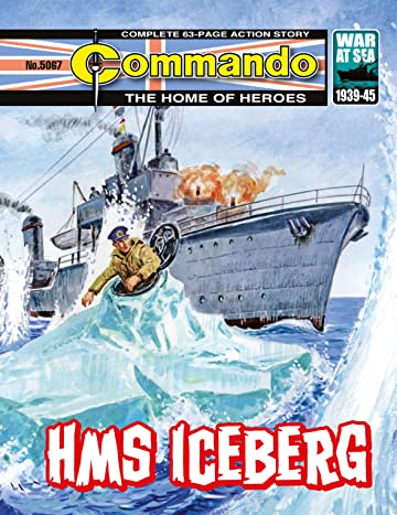 Commando #5067: HMS Iceberg
