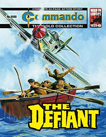 Commando #5068: The Defiant