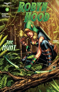 Robyn Hood: The Hunt #4