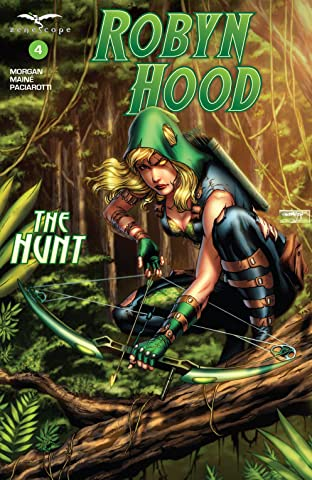 Robyn Hood #4: The Hunt