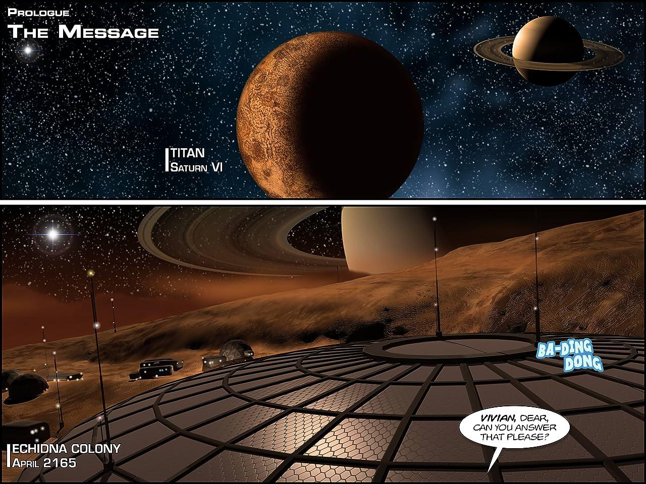Mech Skin: Enceladus Vol. 1: The Pilot