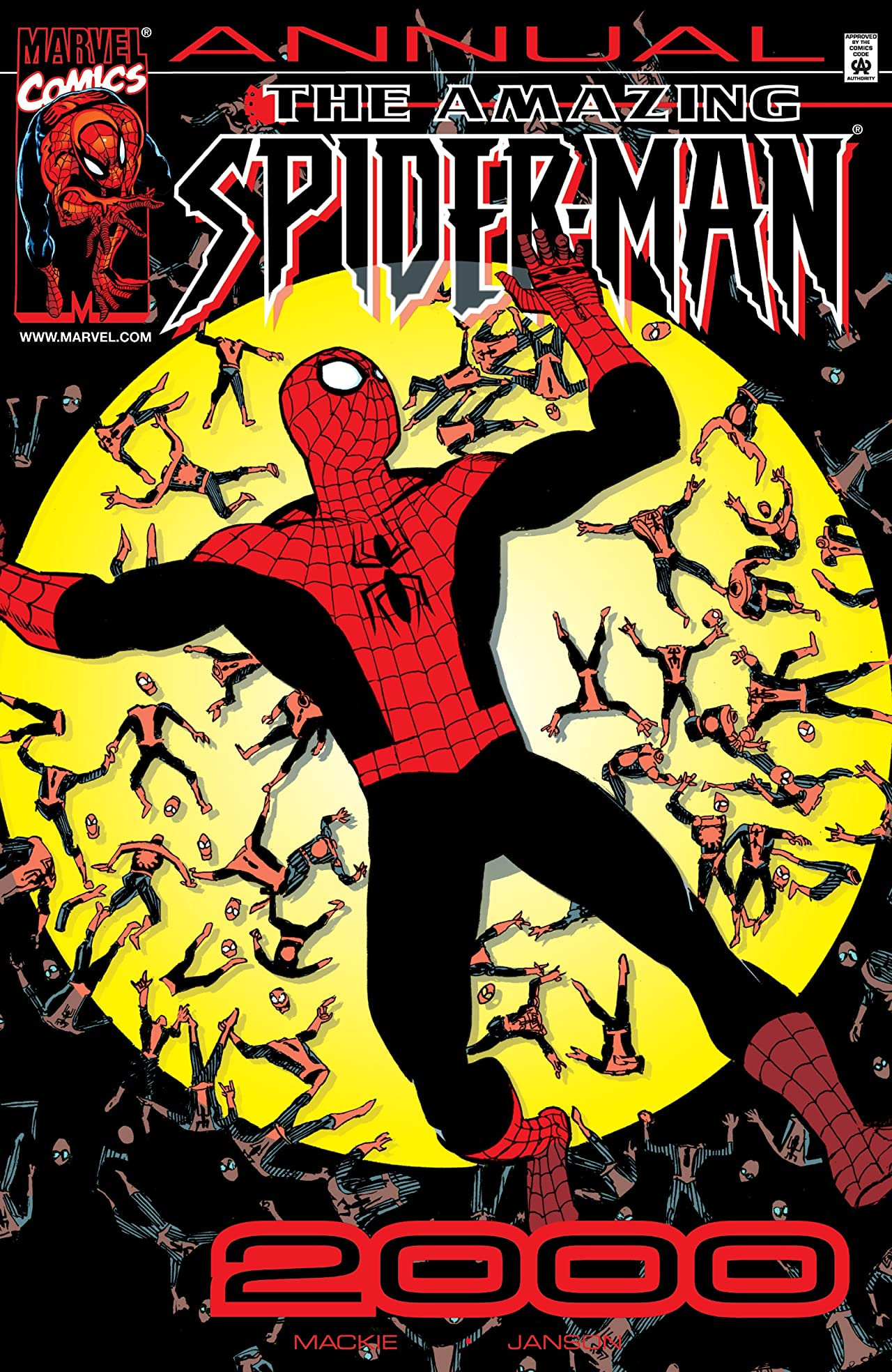 Amazing Spider-Man Annual 2000 #1
