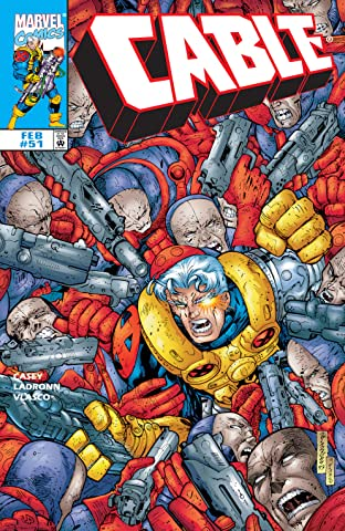 Cable (1993-2002) #51