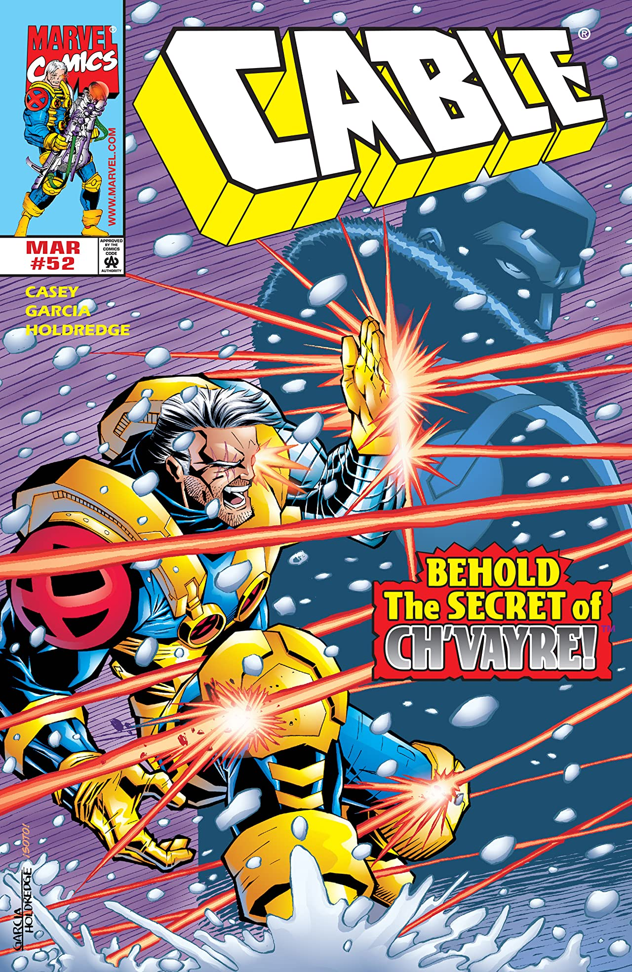 Cable (1993-2002) #52