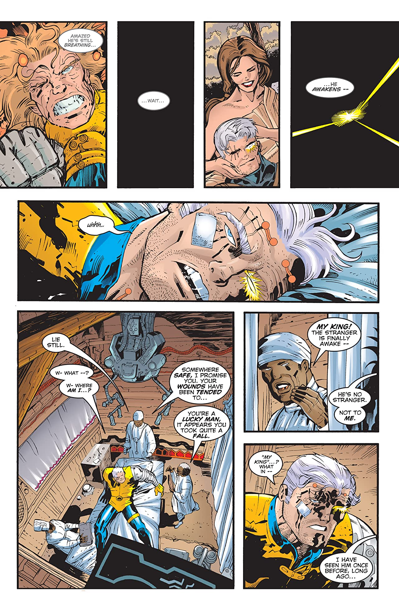 Cable (1993-2002) #54