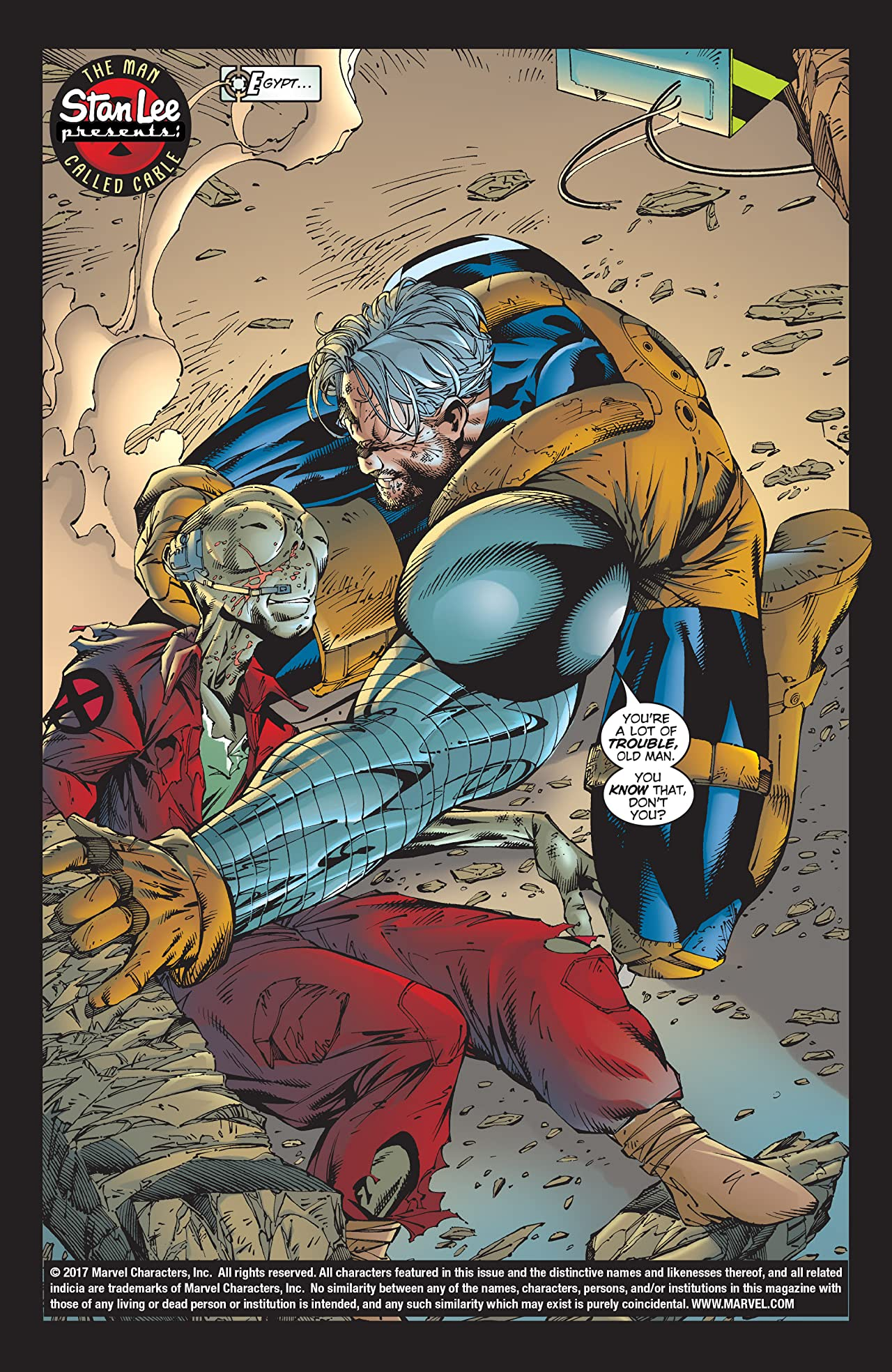 Cable (1993-2002) #57