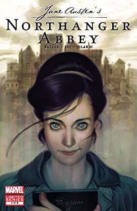 Northanger Abbey (2011-2012) #1 (of 5)