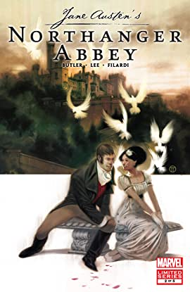 Northanger Abbey (2011-2012) #2 (of 5)