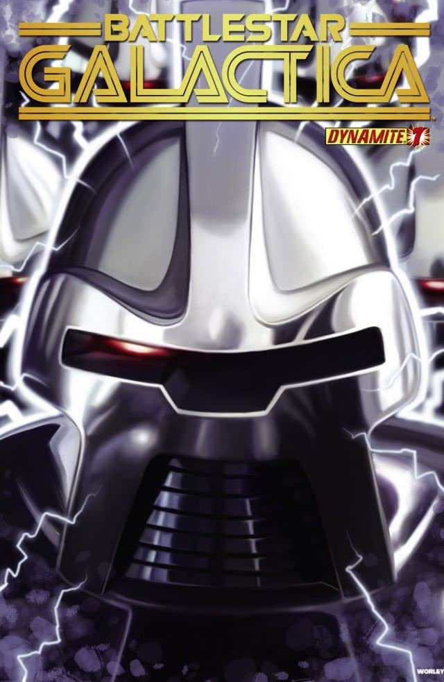 Classic Battlestar Galactica Vol. 2 #7: Digital Exclusive Edition