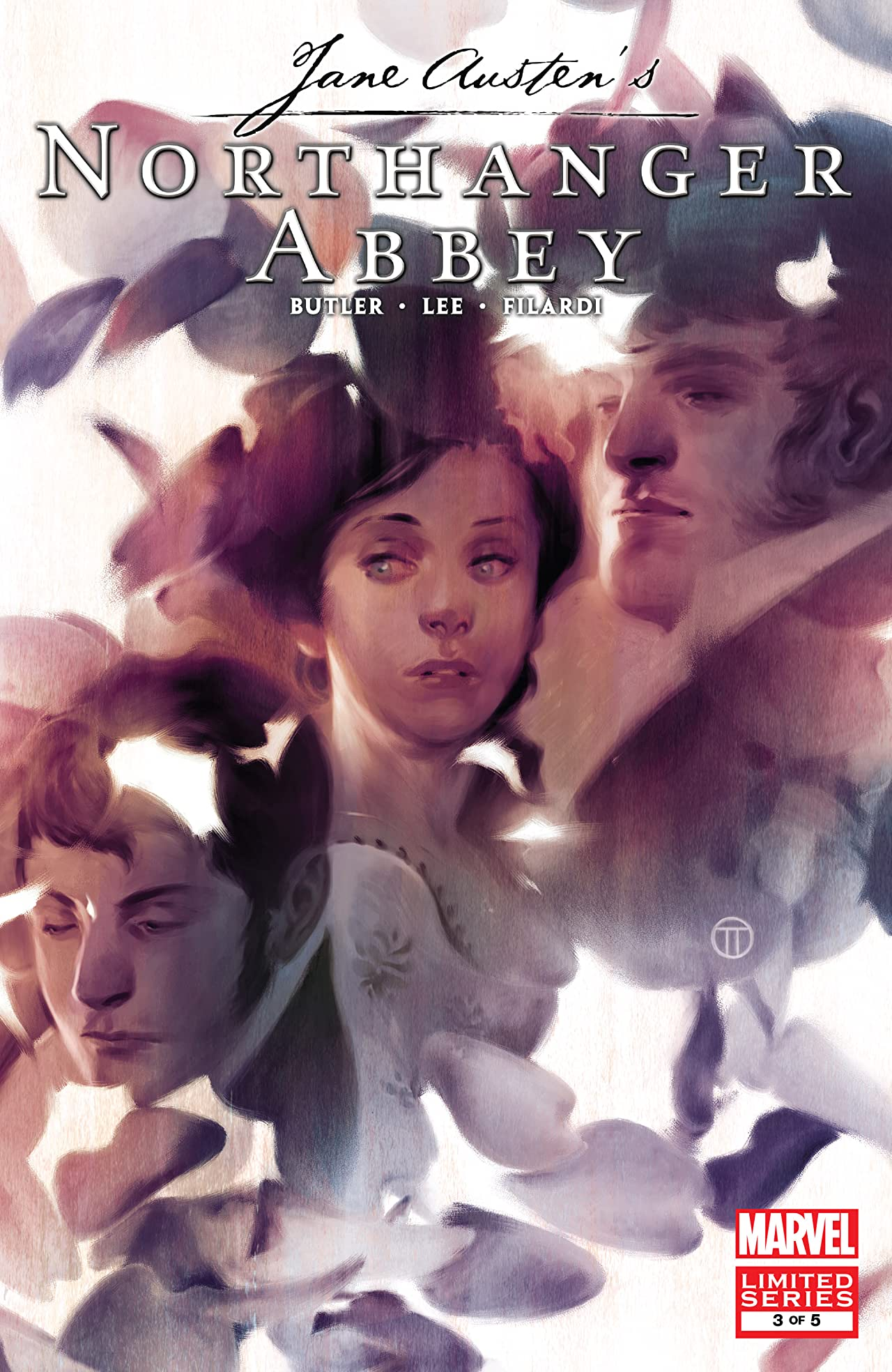 Northanger Abbey (2011-2012) #3 (of 5)
