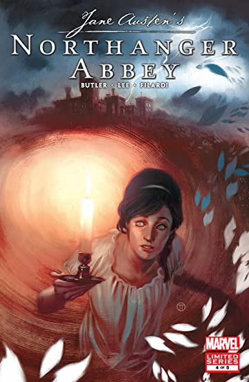 Northanger Abbey (2011-2012) #4 (of 5)