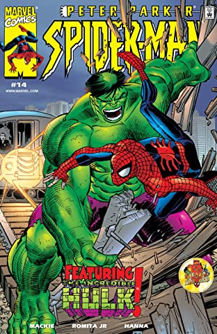 Peter Parker: Spider-Man (1999-2003) #14