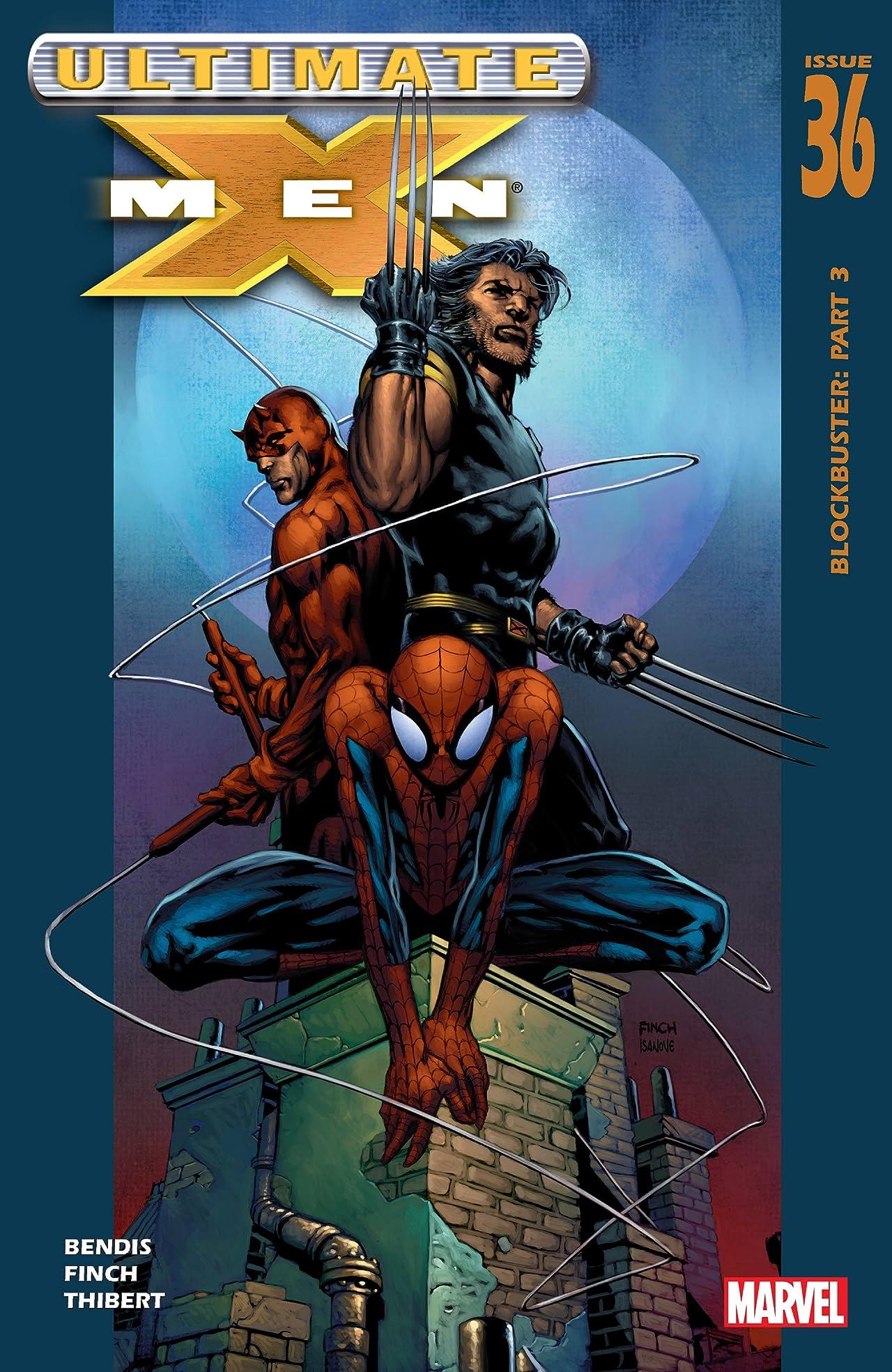 Ultimate X-Men #36